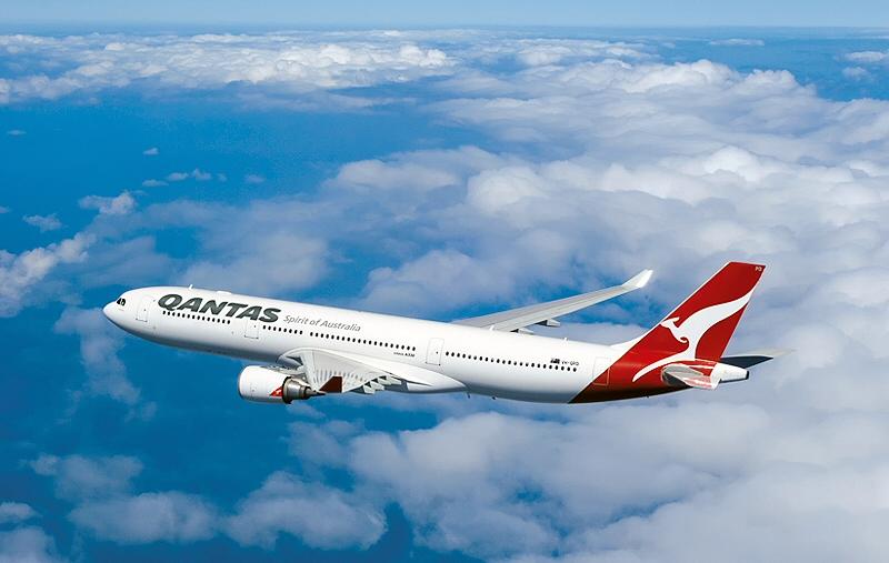 QantasA330
