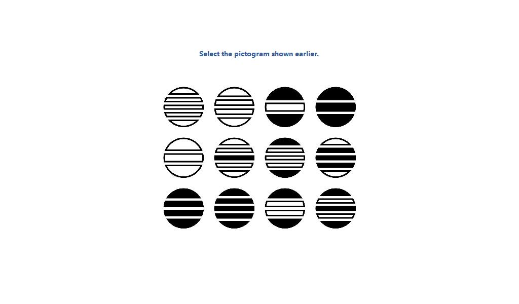 Memorize Pictograms EN