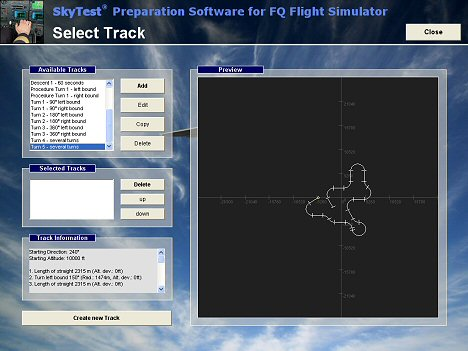 FQ-Simulator Kursauswahl 468 English