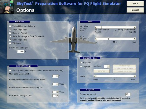 FQ-Simulator Optionen 468 English