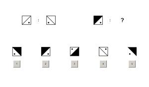 Psychometrics: Visual Analogies Test
