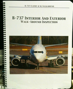 B737 Walk Around Combi 240