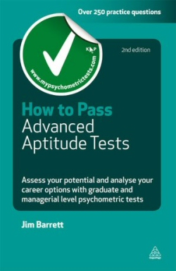 How to pass advanced aptitude tests 250