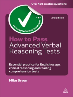 How to pass advanced verbal reasoning tests 250