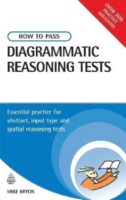 How to pass Diagrammatic Reasoning Tests 250