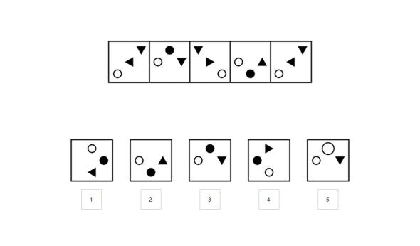 SkyTest® - UK: Reasoning Tests: Diagrammatic Series